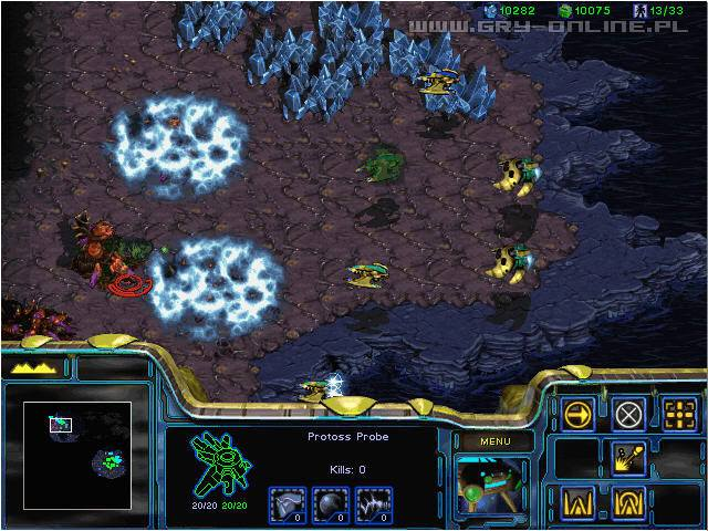 StarCraft: Brood War PC Gry Screen 7/12, Blizzard Entertainment