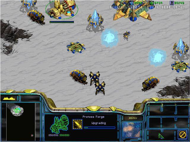 StarCraft: Brood War PC Gry Screen 5/12, Blizzard Entertainment