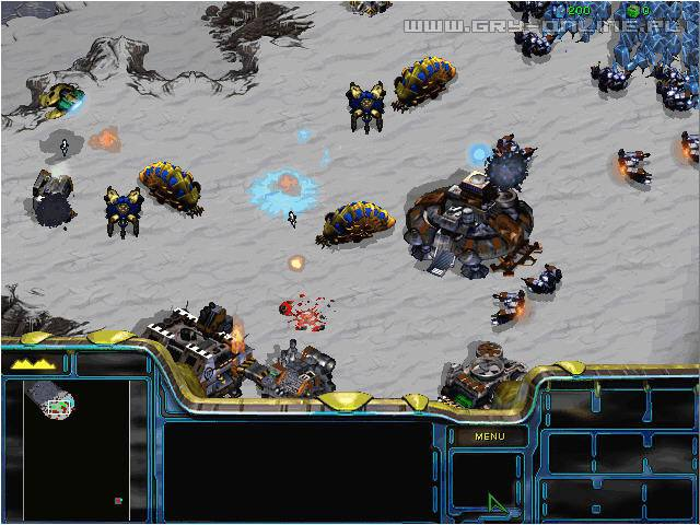 StarCraft: Brood War PC Gry Screen 2/12, Blizzard Entertainment