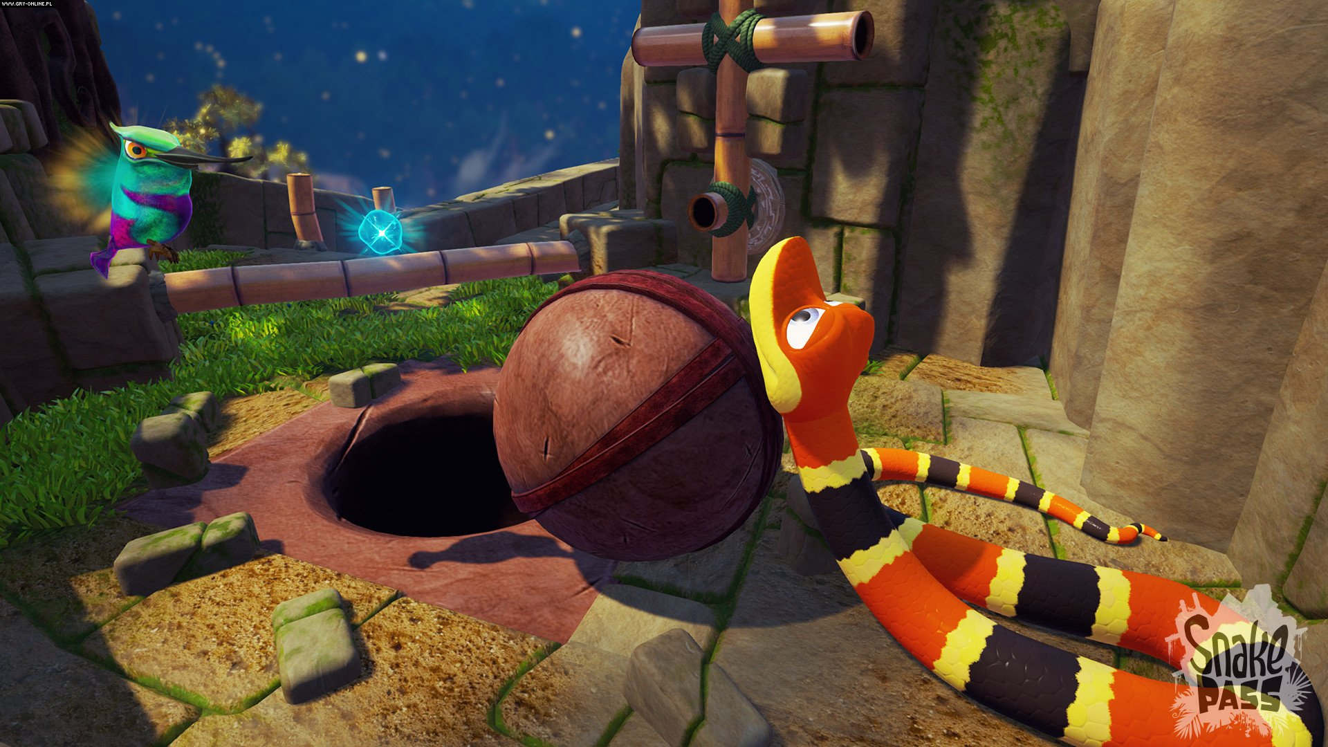 Snake Pass PC, PS4, XONE, Switch Gry Screen 3/5, Sumo Digital