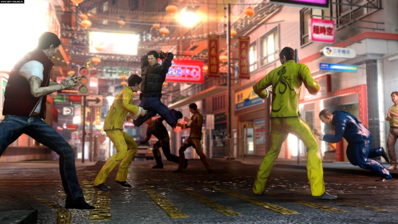 Sleeping Dogs PC, X360, PS3 Gry Screen 1/98, United Front Games, Square-Enix / Eidos