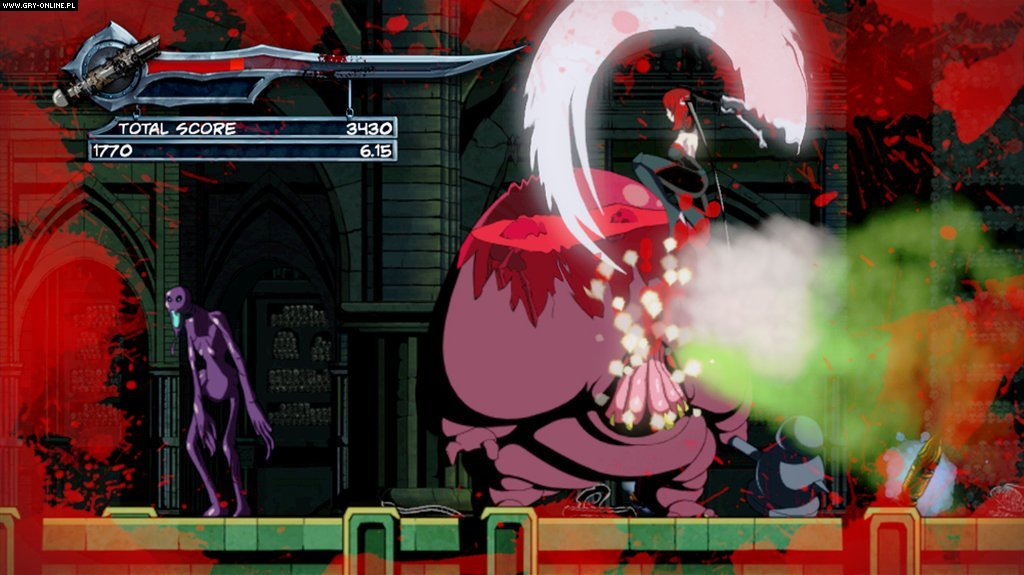 BloodRayne: Betrayal PC Gry Screen 4/38, WayForward Technologies, Majesco Entertainment