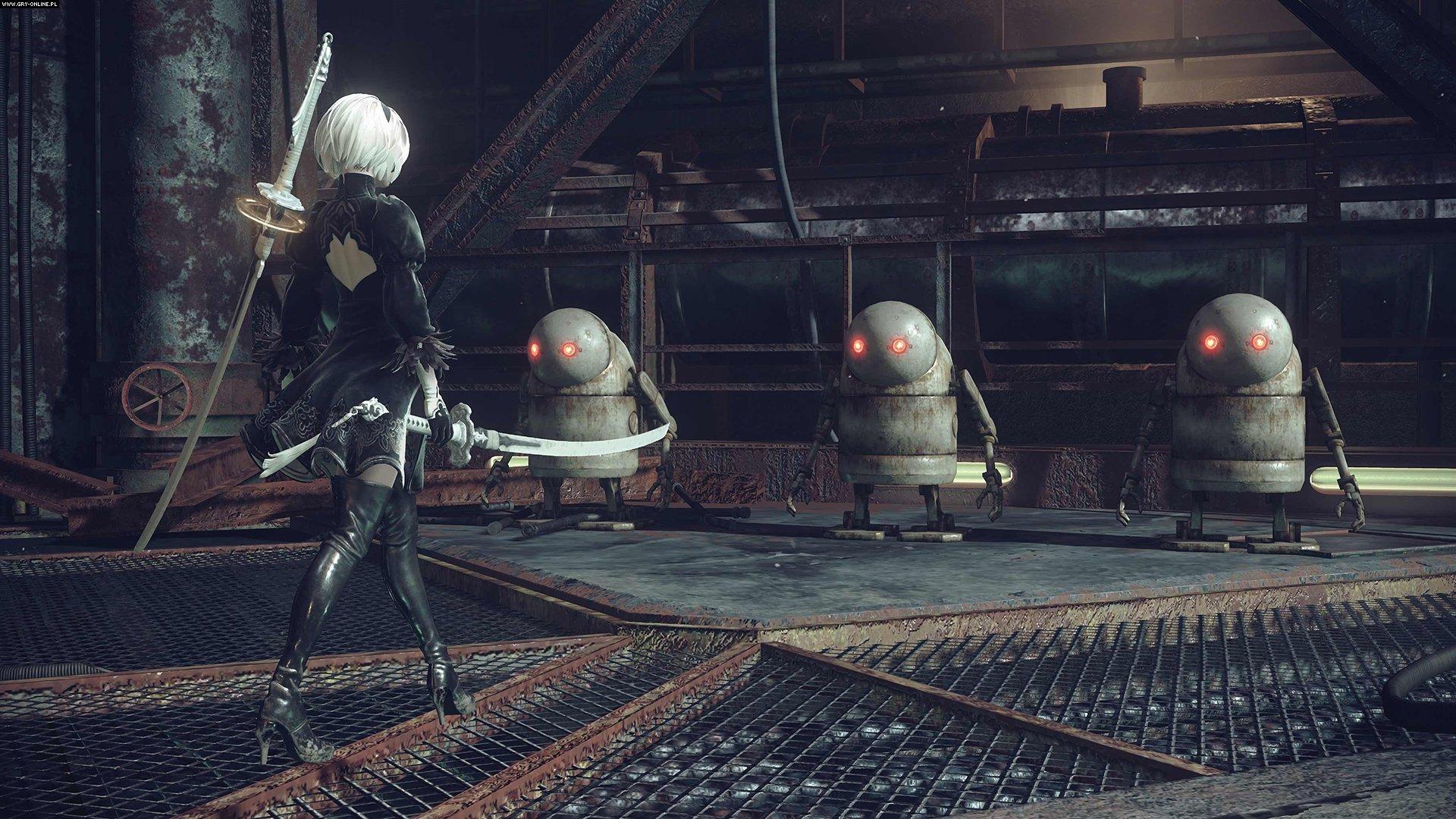 Nier: Automata PC, PS4 Games Image 14/68, PlatinumGames, Square-Enix / Eidos