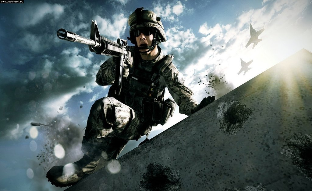 Battlefield 3 PC, X360, PS3 Gry Screen 5/83, EA DICE / Digital Illusions CE, Electronic Arts Inc.