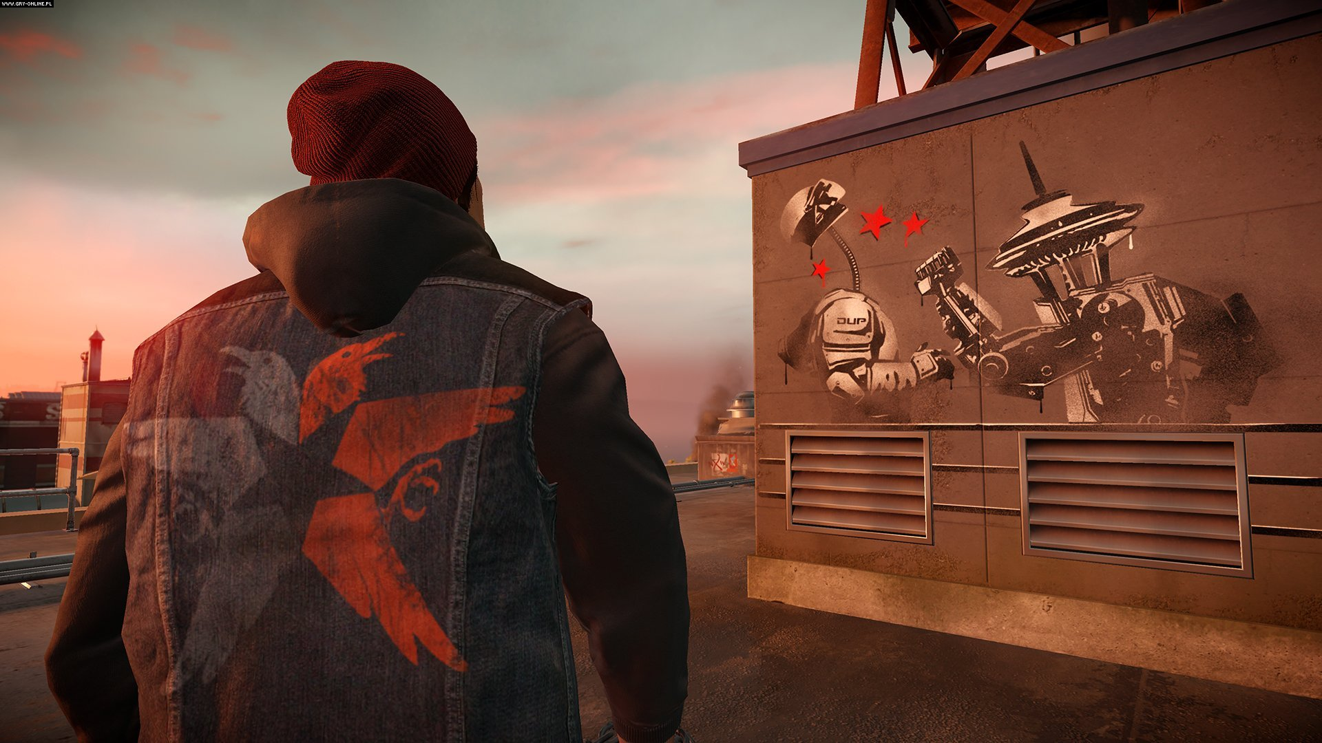inFamous: Second Son PS4 Games Image 9/138, Sucker Punch, Sony Interactive Entertainment