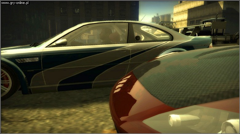 Need for Speed: Most Wanted (2005) XBOX Gry Screen 41/77, Electronic Arts Inc.
