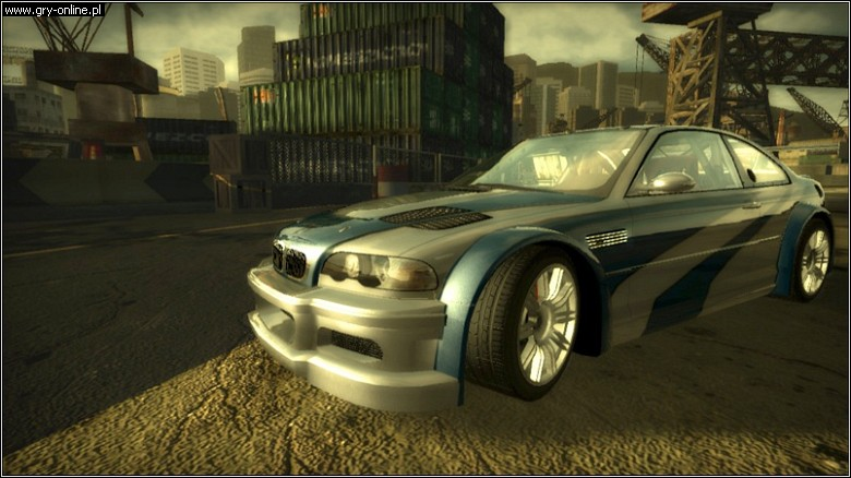 Need for Speed: Most Wanted (2005) XBOX Gry Screen 40/77, Electronic Arts Inc.