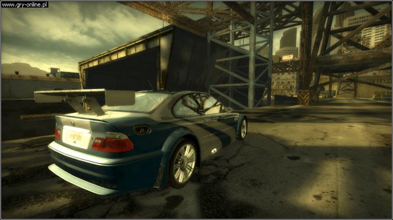 Need for Speed: Most Wanted (2005) XBOX Gry Screen 39/77, Electronic Arts Inc.