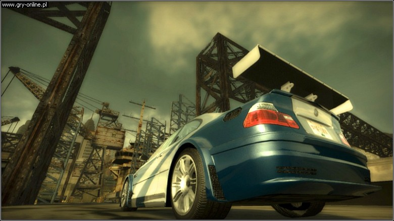 Need for Speed: Most Wanted (2005) XBOX Gry Screen 38/77, Electronic Arts Inc.