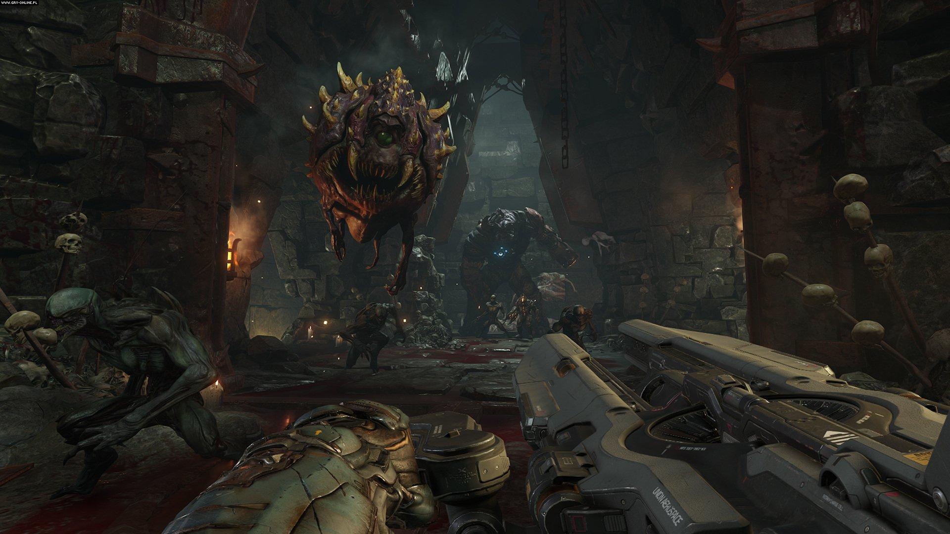 Doom PC, PS4, XONE Games Image 9/39, id Software, Bethesda Softworks
