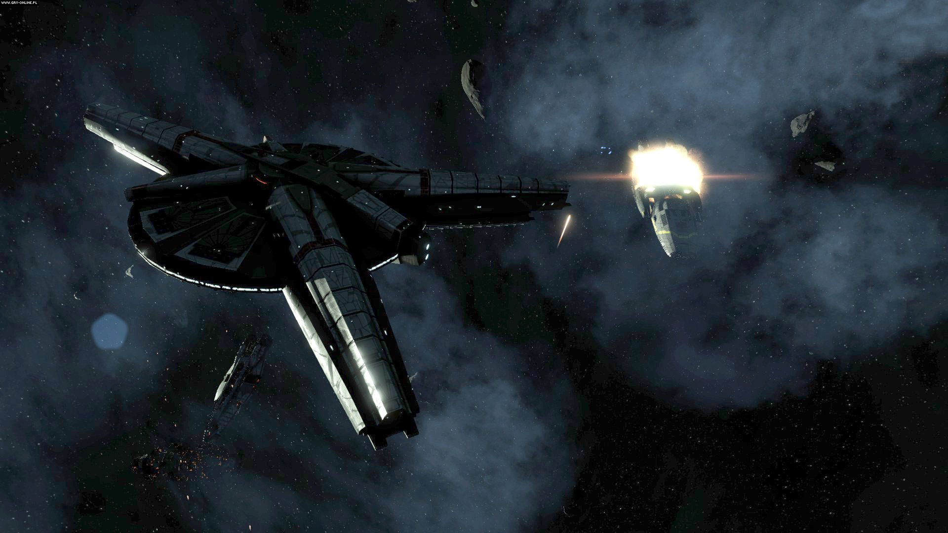 Battlestar Galactica Deadlock PC, PS4, XONE Gry Screen 2/3, Black Lab Games, Matrix Games/Slitherine