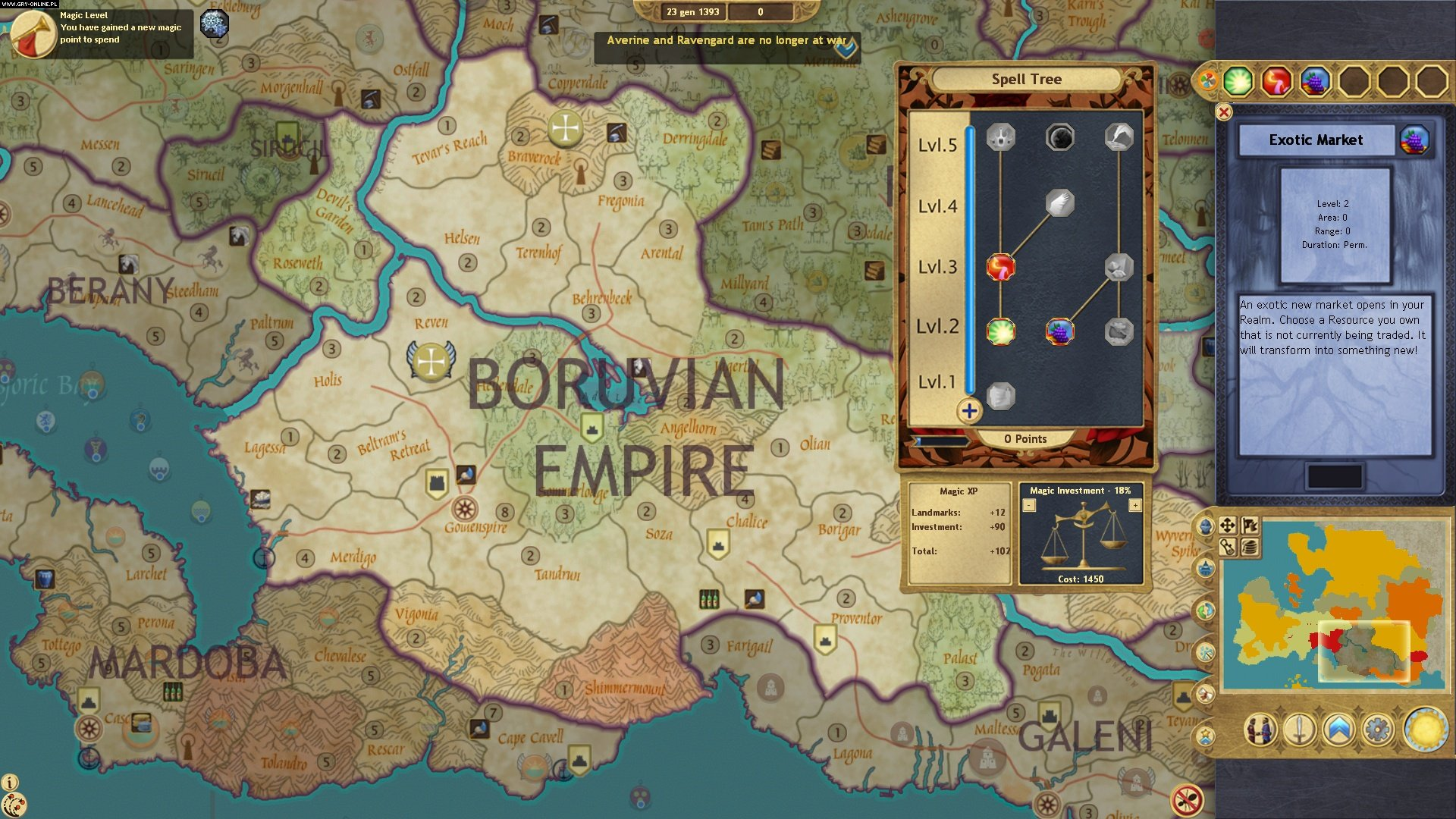 Sovereignty: Crown of Kings PC Games Image 16/16, The Lordz Games Studio, Slitherine