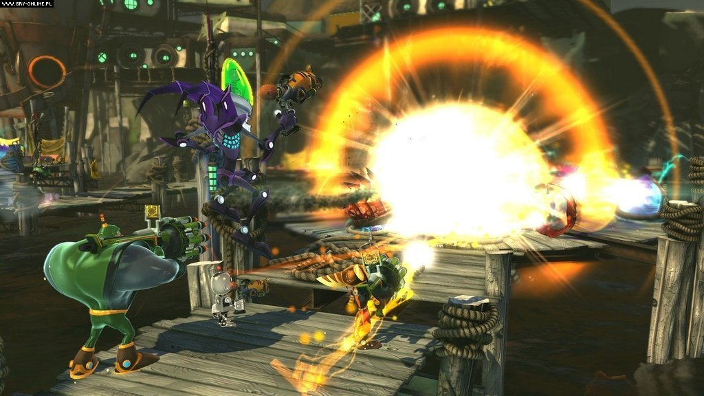 Ratchet & Clank: 4 za Jednego PS3 Gry Screen 2/29, Insomniac Games, Sony Interactive Entertainment
