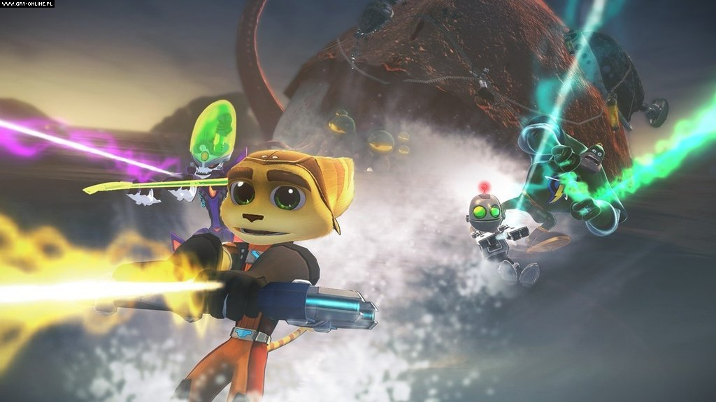 Ratchet & Clank: 4 za Jednego PS3 Gry Screen 1/29, Insomniac Games, Sony Interactive Entertainment
