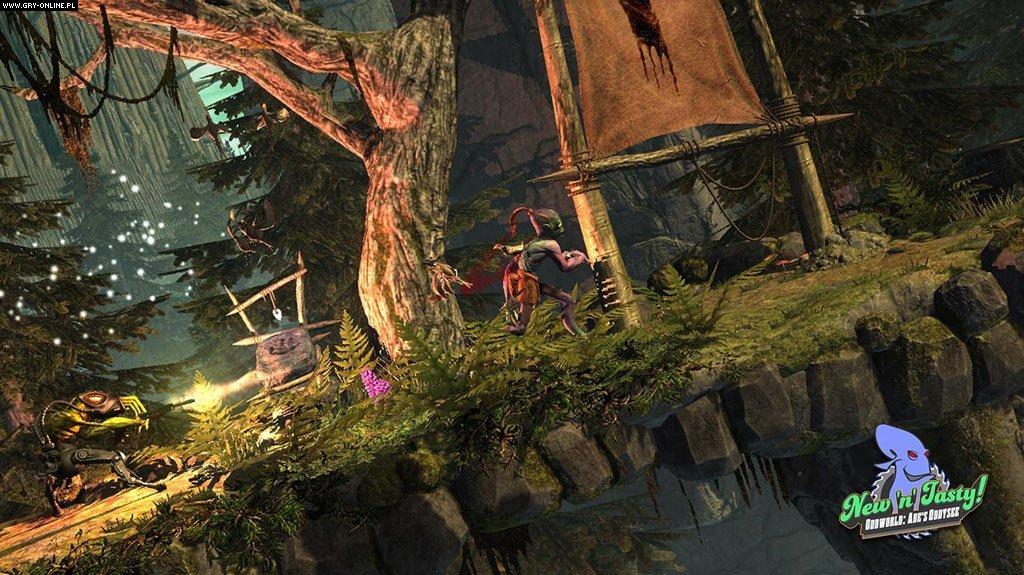 Oddworld: Abe's Oddysee New N' Tasty PC, PS3, PS4 Games Image 50/69, Oddworld Inhabitants