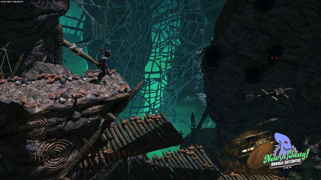 Oddworld: Abe's Oddysee New N' Tasty PC, PS3, PS4 Games Image 49/69, Oddworld Inhabitants