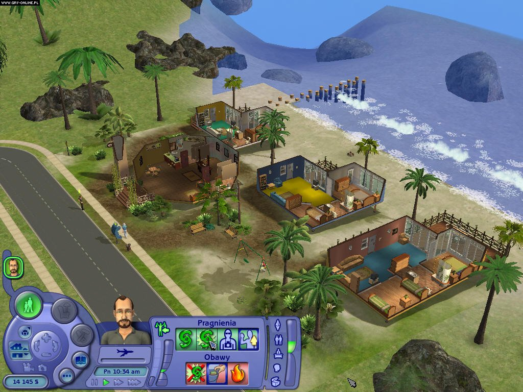 Play The Sims 2 on GBA - Emulator Online