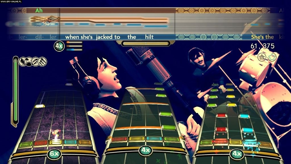 The Beatles: Rock Band X360 Gry Screen 8/42, Harmonix Music Systems, Electronic Arts Inc.