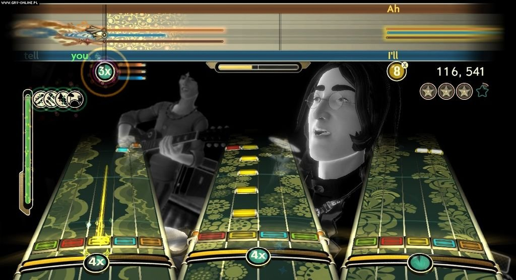 The Beatles: Rock Band X360 Gry Screen 5/42, Harmonix Music Systems, Electronic Arts Inc.