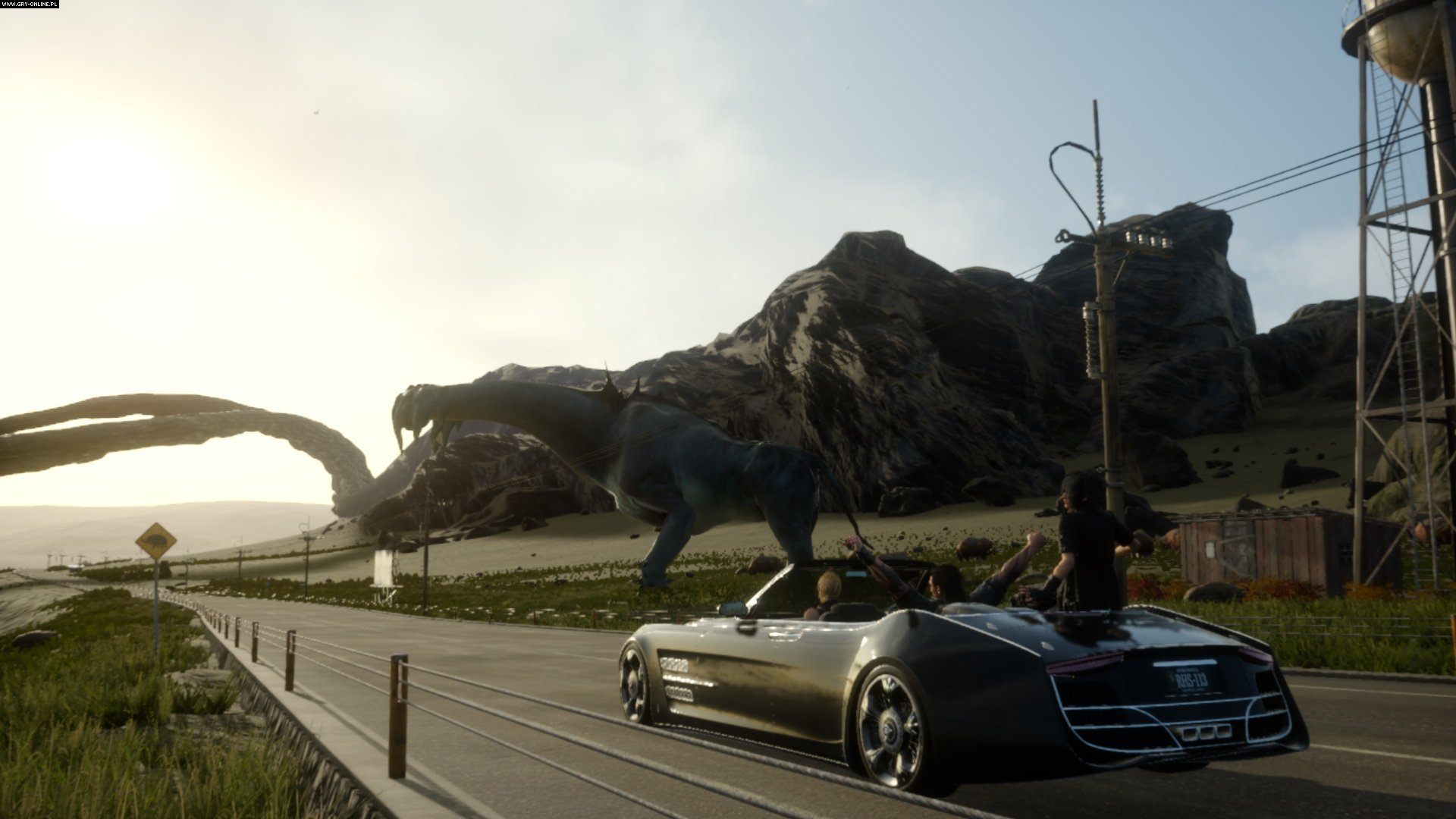 Final Fantasy XV PS4, XONE Gry Screen 156/393, Square-Enix / Eidos
