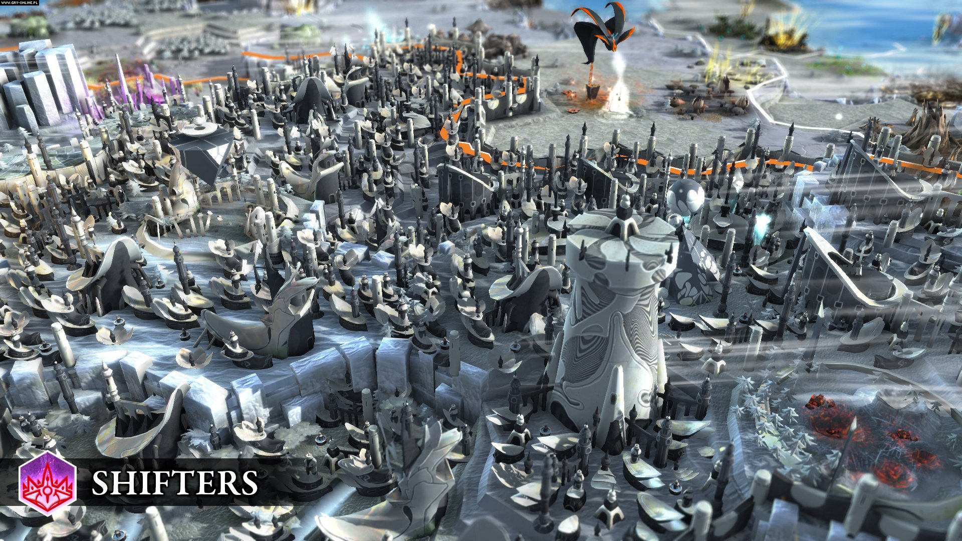 Endless Legend: Shifters PC Gry Screen 4/6, Amplitude Studios, Iceberg Interactive