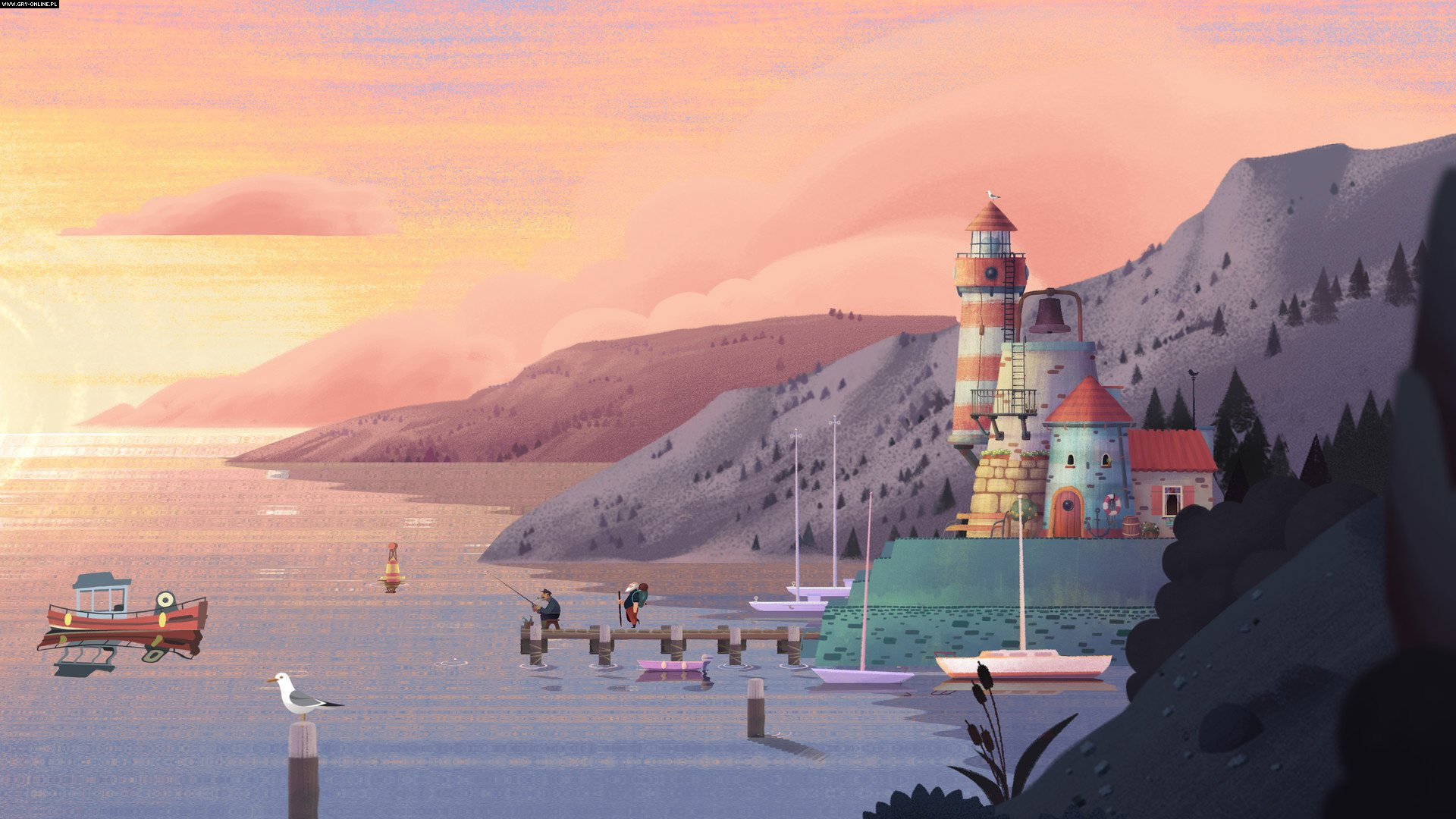 Old Man's Journey PC Games Image 9/9, Broken Rules