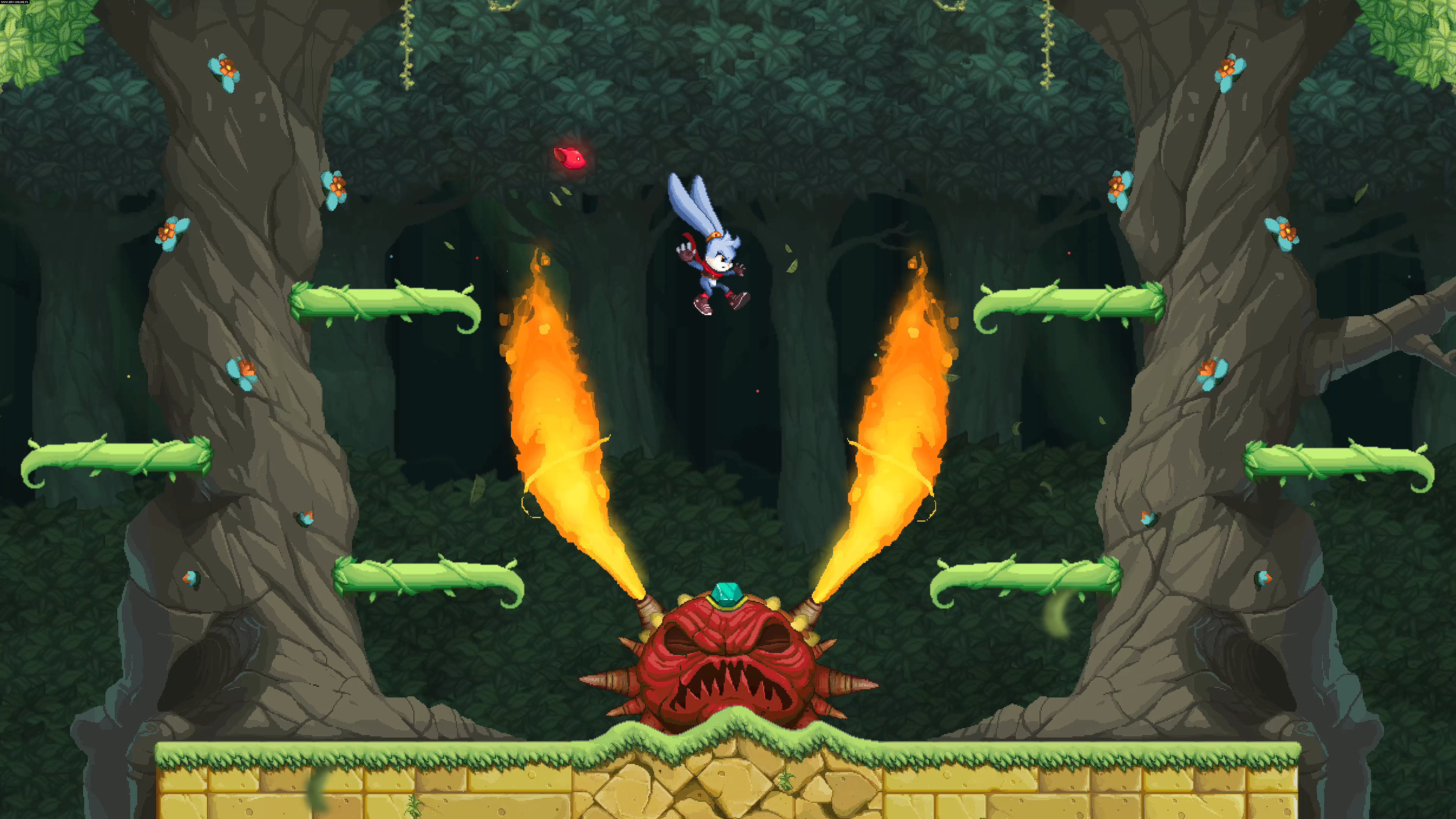 Kaze and the Wild Masks Xbox One
