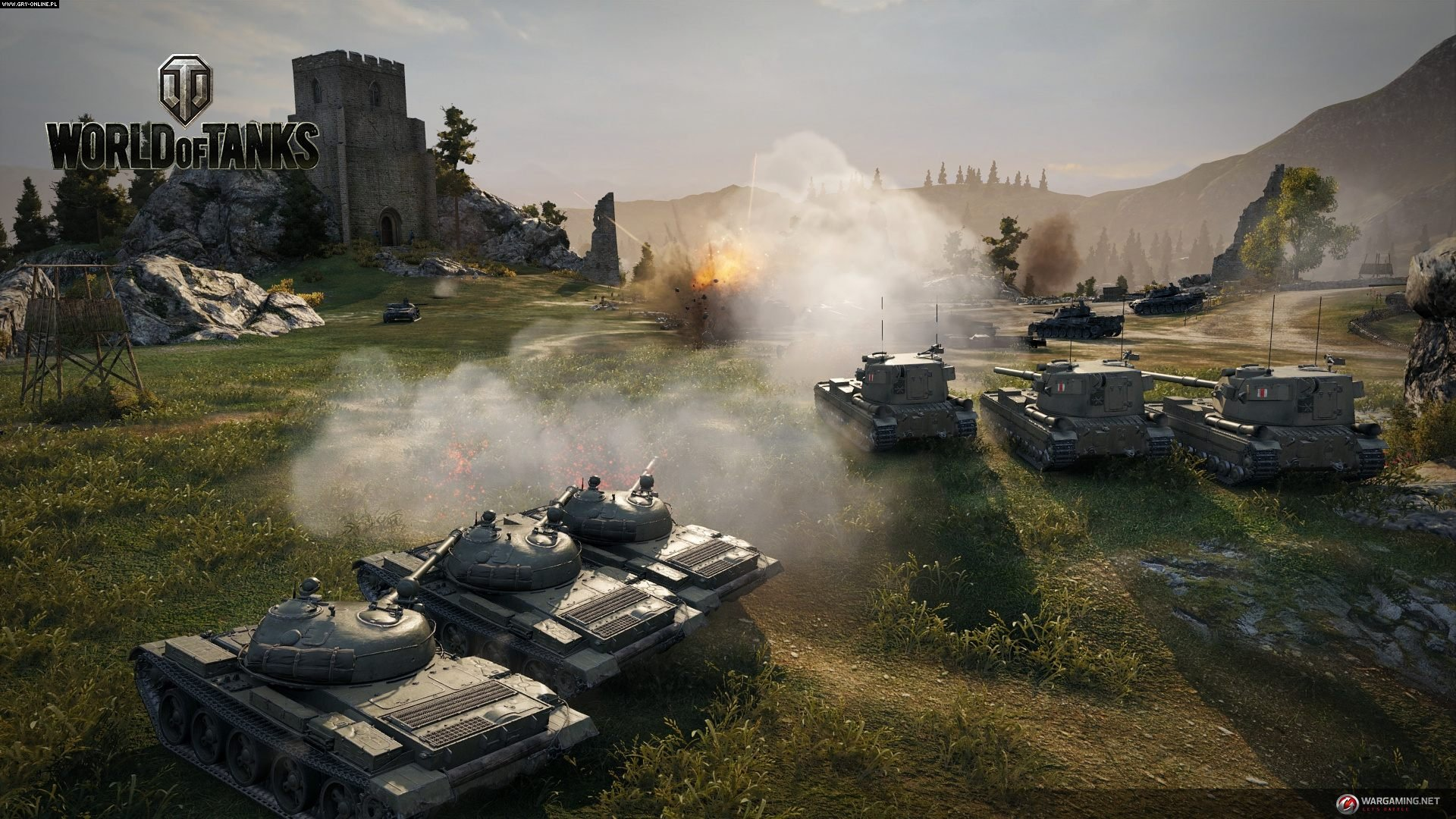 World of Tanks PC, PS4, XONE Games Image 4/397, Wargaming