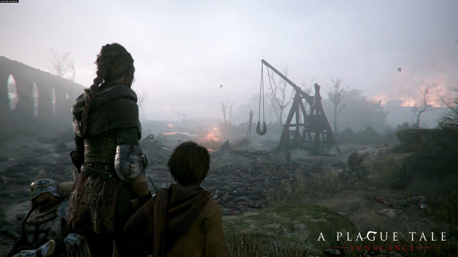 A Plague Tale: Innocence PC, PS4, XONE Games Image 30/30, Asobo Studio, Focus Home Interactive