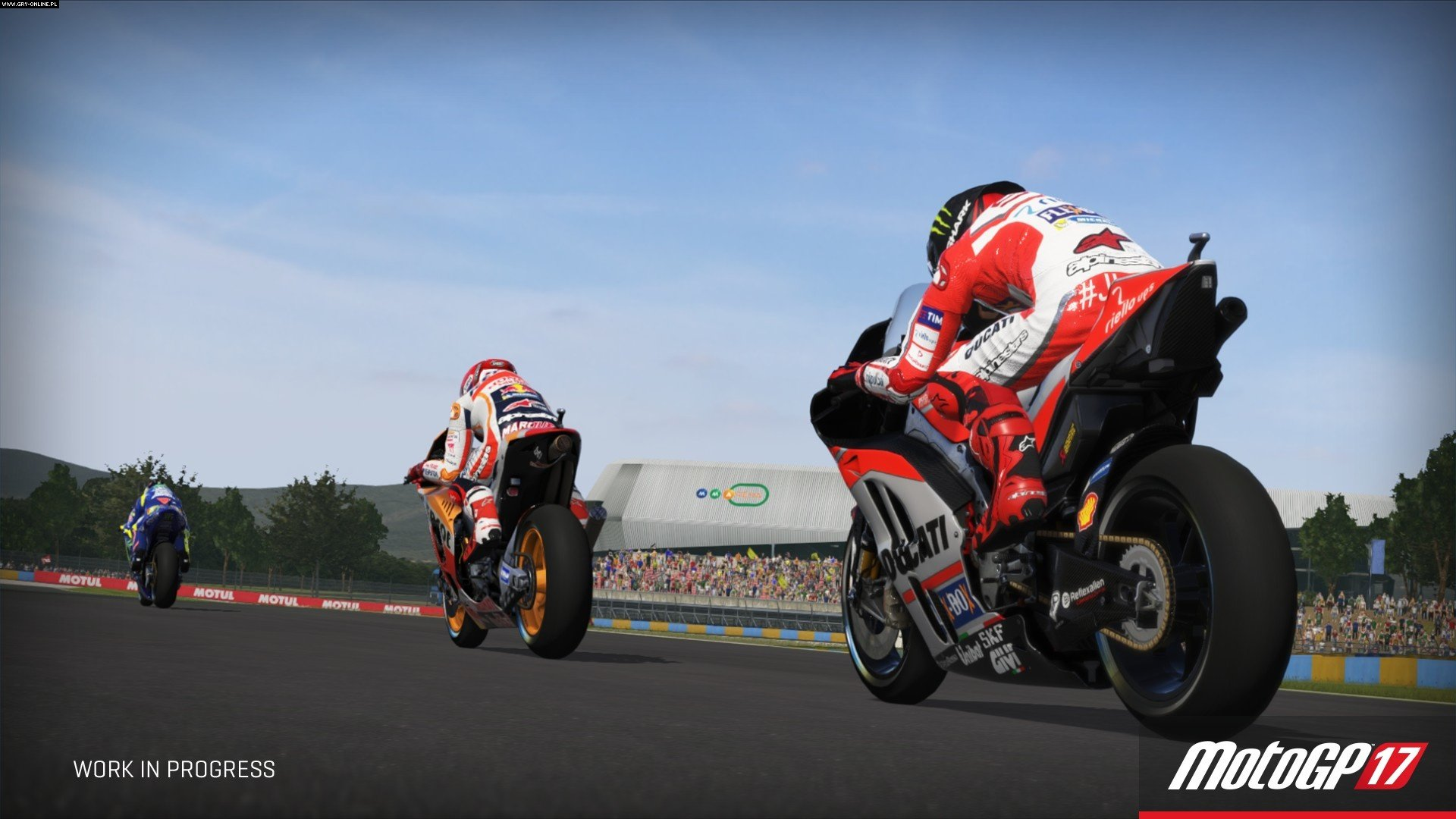 MotoGP 17 PC, PS4, XONE Gry Screen 63/71, Milestone