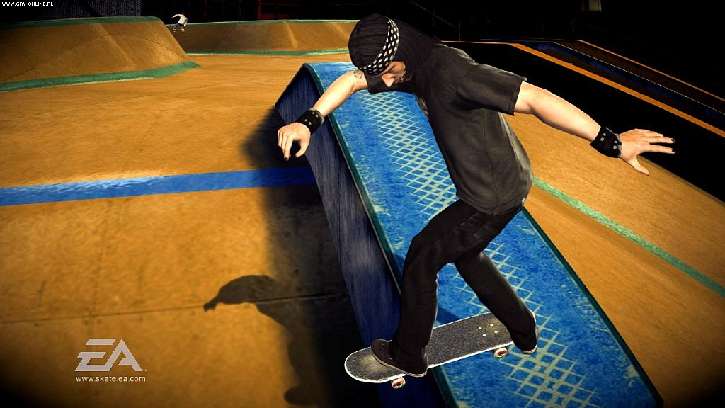 skate. X360 Gry Screen 1/39, Electronic Arts Inc.