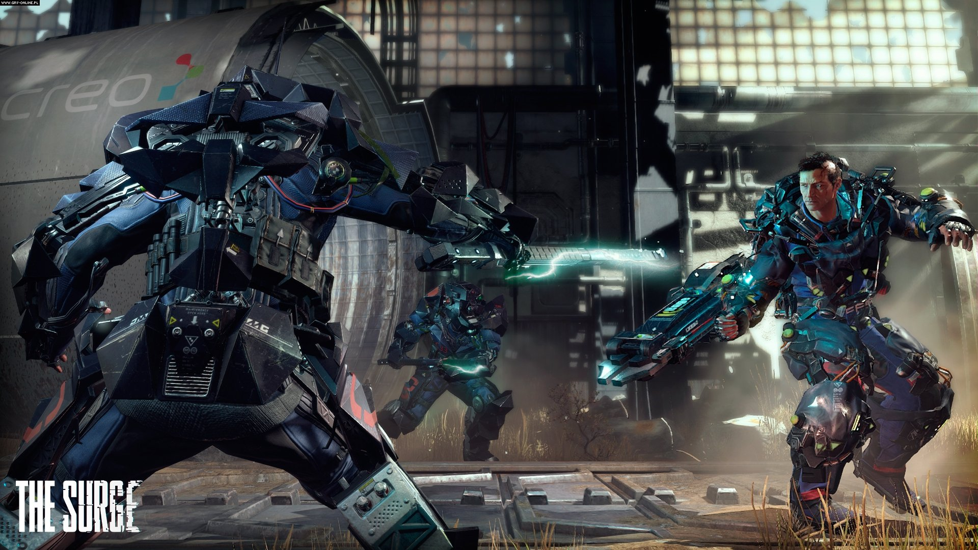 The Surge PC, PS4, XONE Games Image 7/12, Deck13 Interactive, Focus Home Interactive