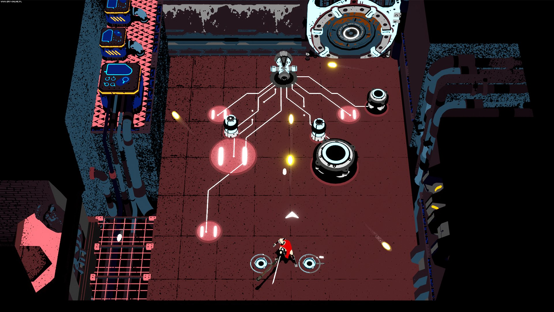 Creature in the Well PC, Switch Games Image 5/6, Flight School Studio
