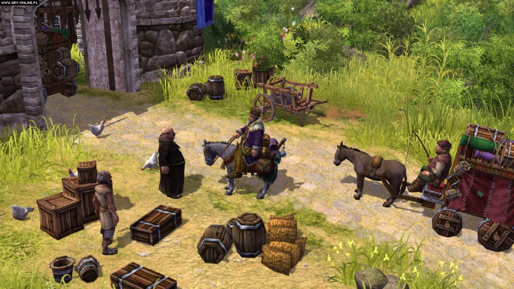 The Settlers: Narodziny Imperium PC Gry Screen 4/23, Blue Byte GmbH, Ubisoft