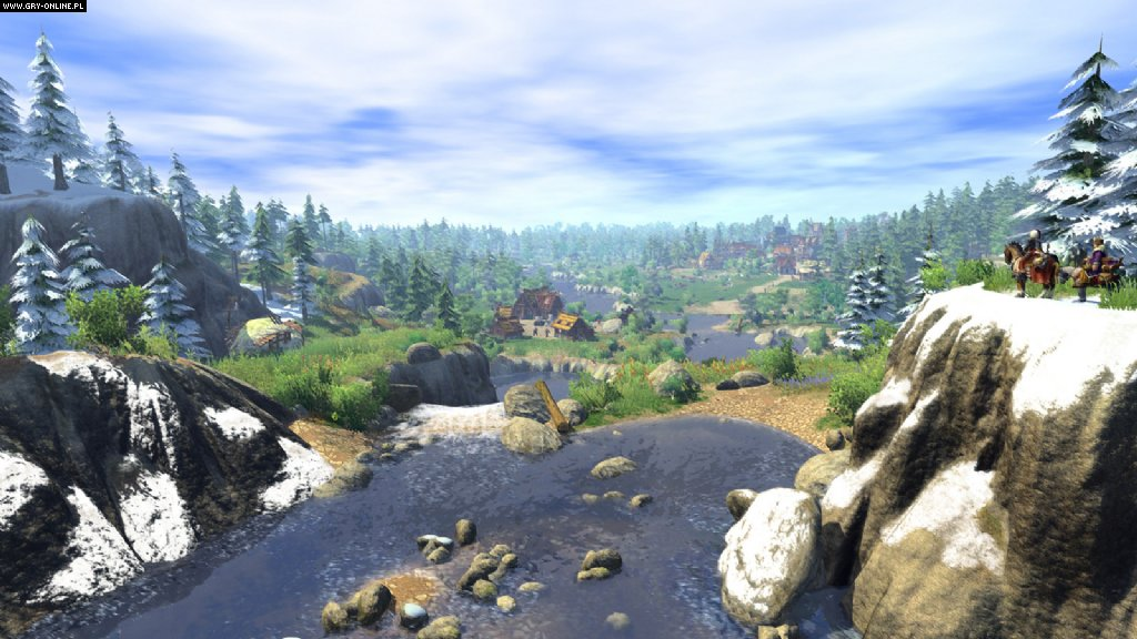 The Settlers: Narodziny Imperium PC Gry Screen 2/23, Blue Byte GmbH, Ubisoft