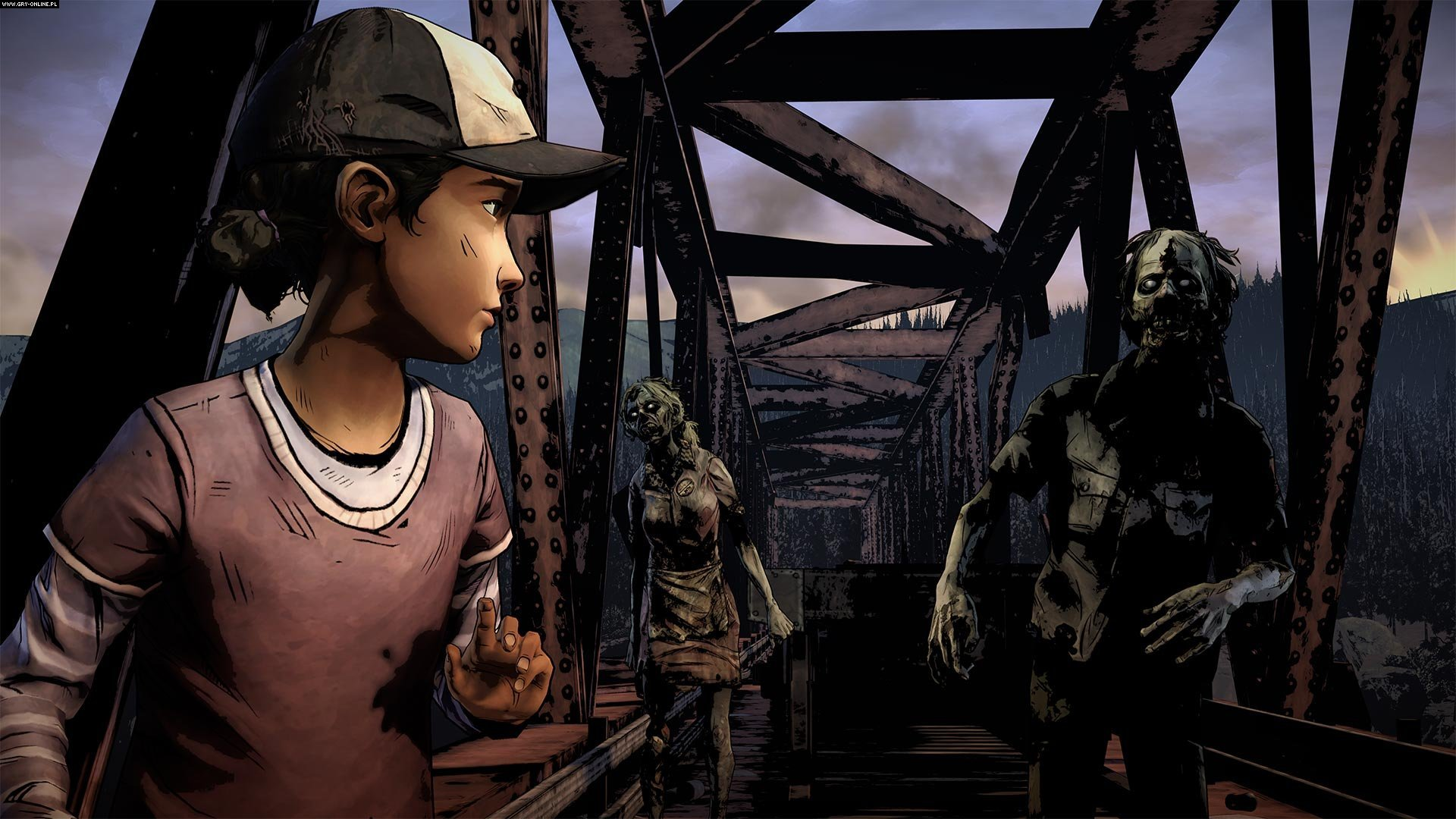The Walking Dead: The Telltale Definitive Series PC, PS4, XONE Games Image 5/6, Telltale Games, Skybound Games