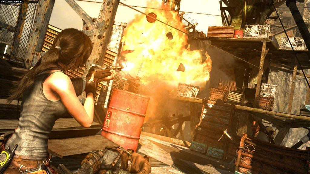 Tomb Raider PS4, XONE Games Image 5/86, Crystal Dynamics, Square-Enix / Eidos