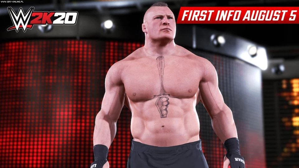WWE 2K20 PC, PS4, XONE Games Image 2/2, Visual Concepts, 2K Sports