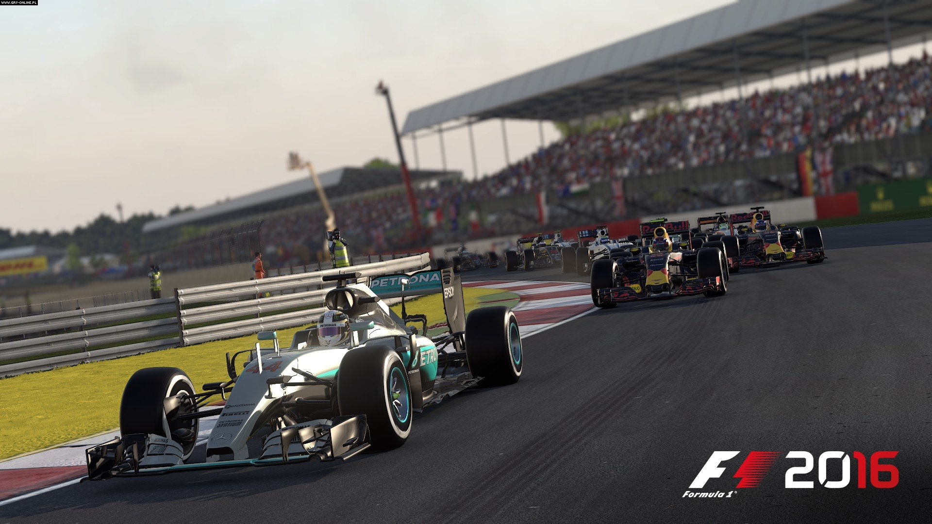 F1 2016 PC, XONE, PS4 Games Image 7/34, Codemasters Software