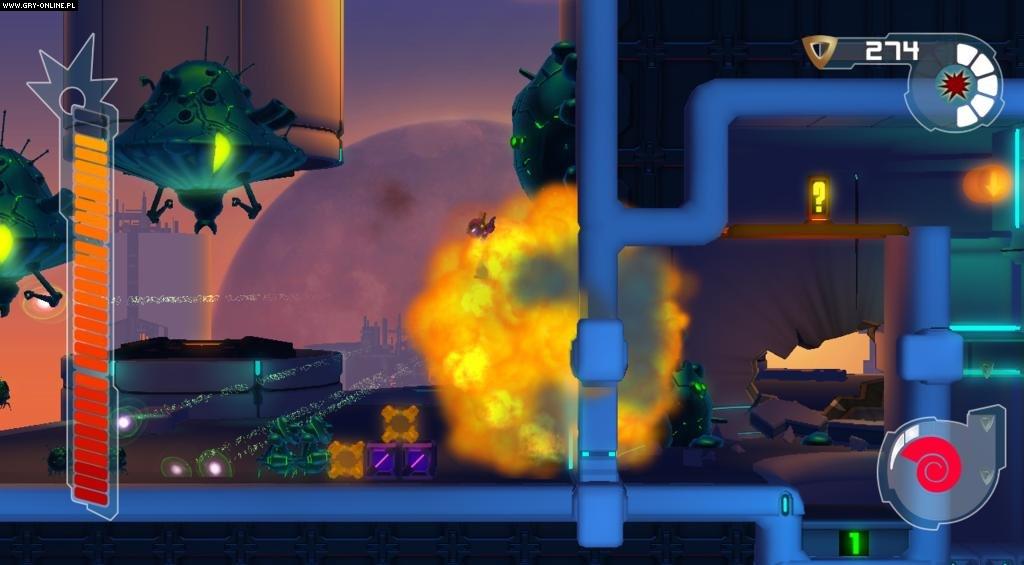 Explodemon! - screen z gry 18/20 (PC)