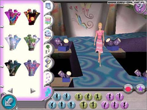 Barbie Fashion Show Galeria Screenshot W Screenshot 5 6