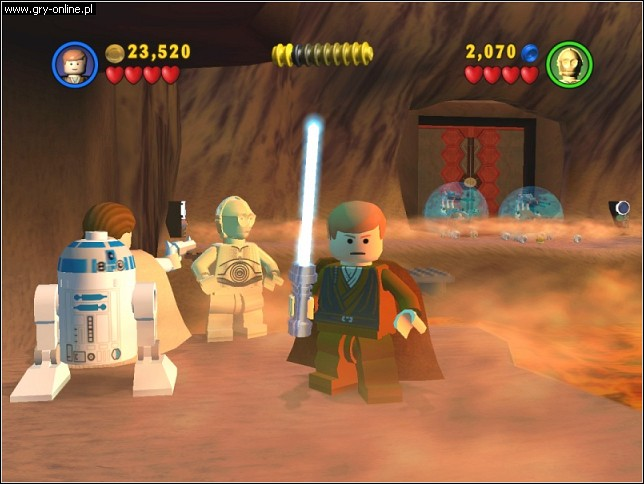 LEGO Star Wars PC Gry Screen 1/38, Traveller's Tales, Square-Enix / Eidos