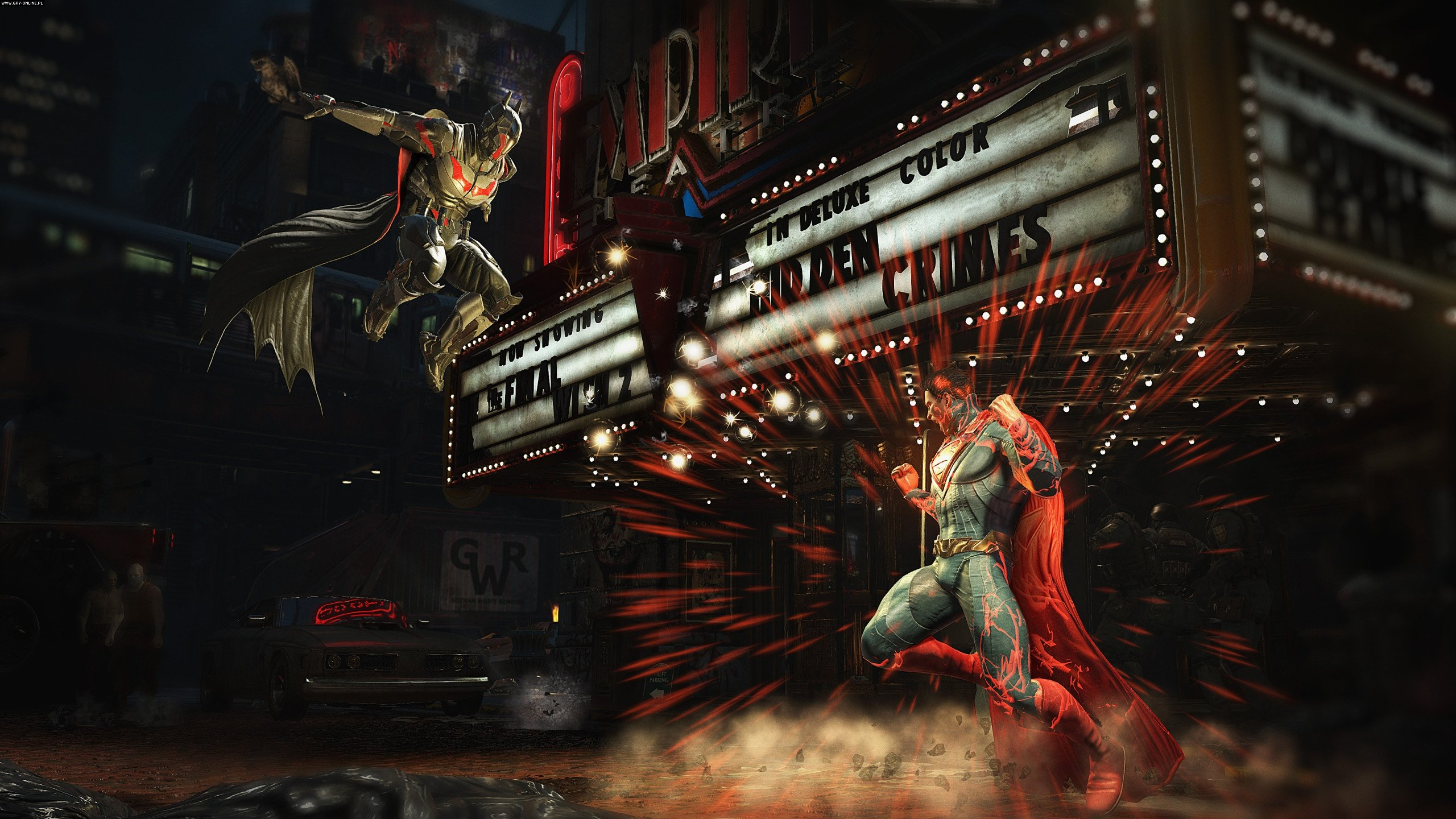 Injustice 2 PC, PS4, XONE Games Image 22/24, NetherRealm Studios , Warner Bros. Interactive Entertainment