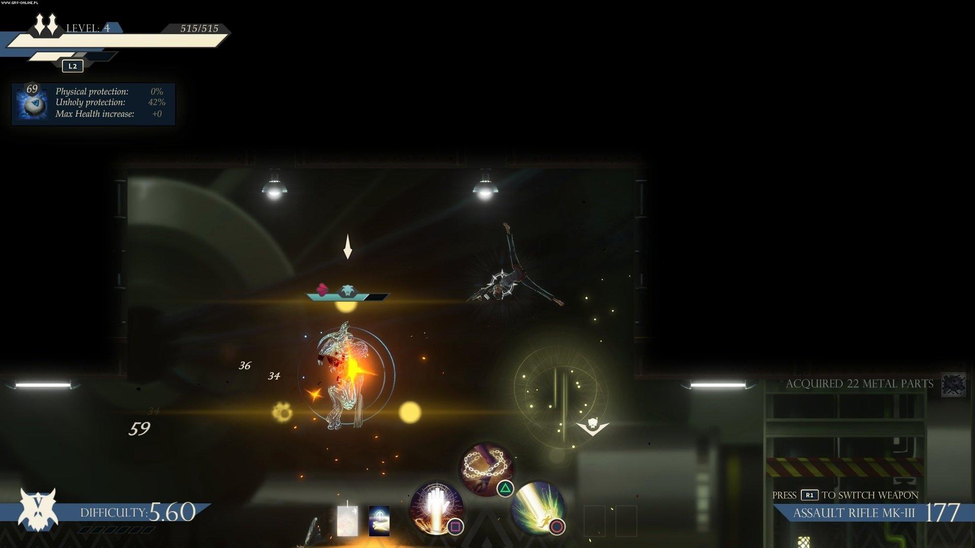 Ps4 Games Science Fiction : Seraph screenshots gallery screenshot