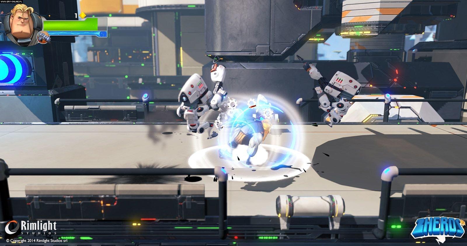 Ps4 Games Science Fiction : Zheros screenshots gallery screenshot
