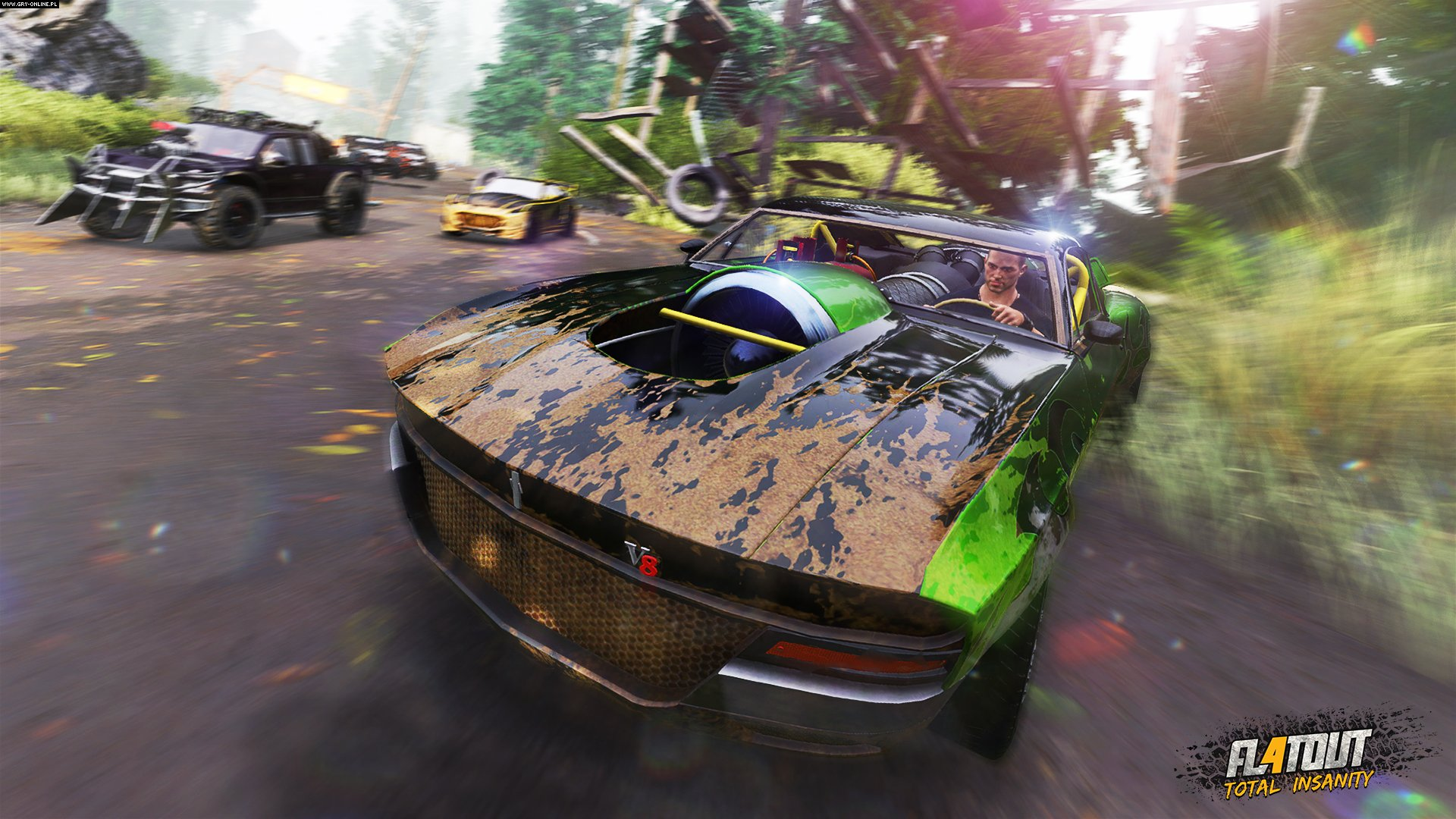 FlatOut 4: Total Insanity PC Games Image 3/11, Kylotonn, Strategy First