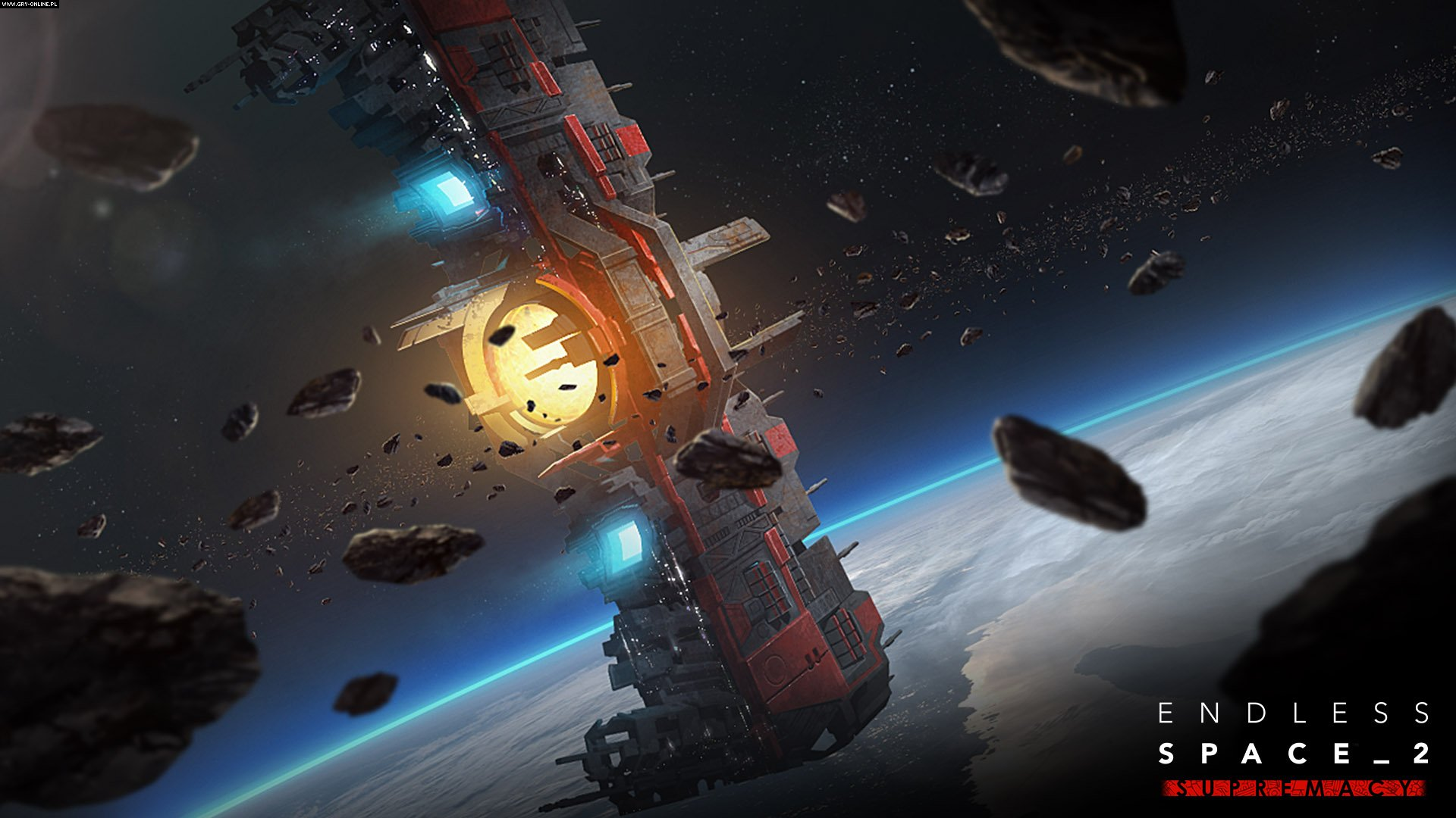 Endless Space 2: Supremacy PC Gry Screen 10/20, Amplitude Studios