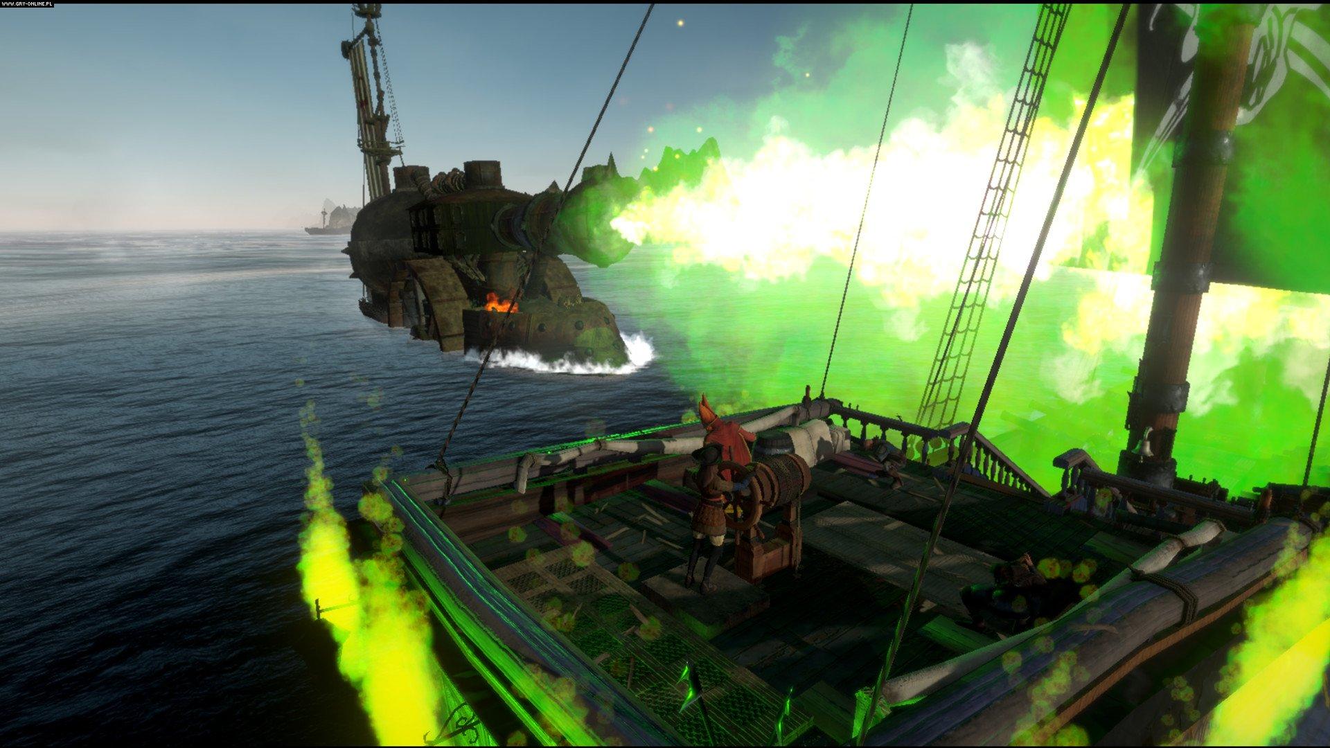 Man O' War: Corsair PC Games Image 7/51, Evil Twin Games