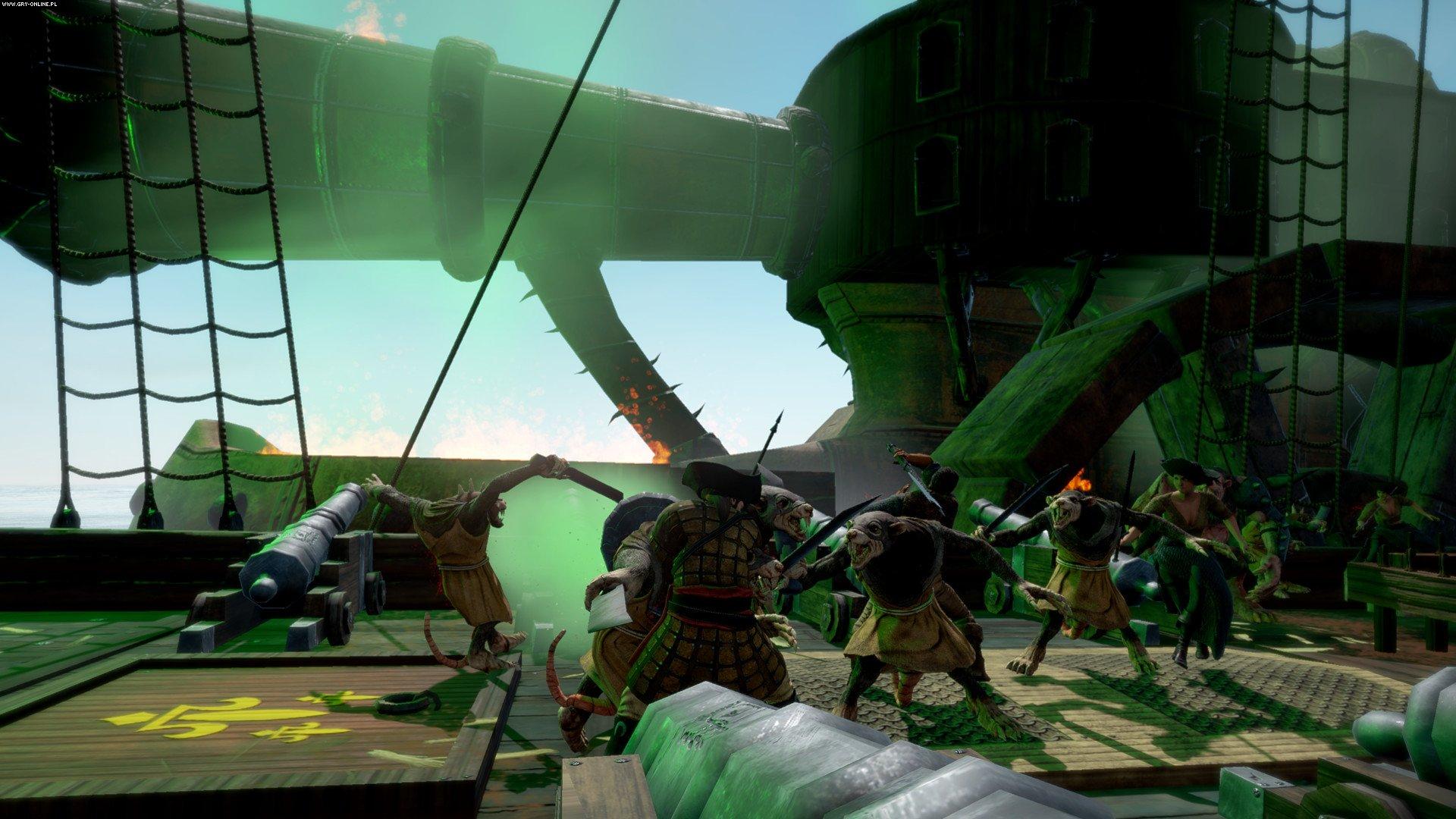 Man O' War: Corsair PC Games Image 5/51, Evil Twin Games