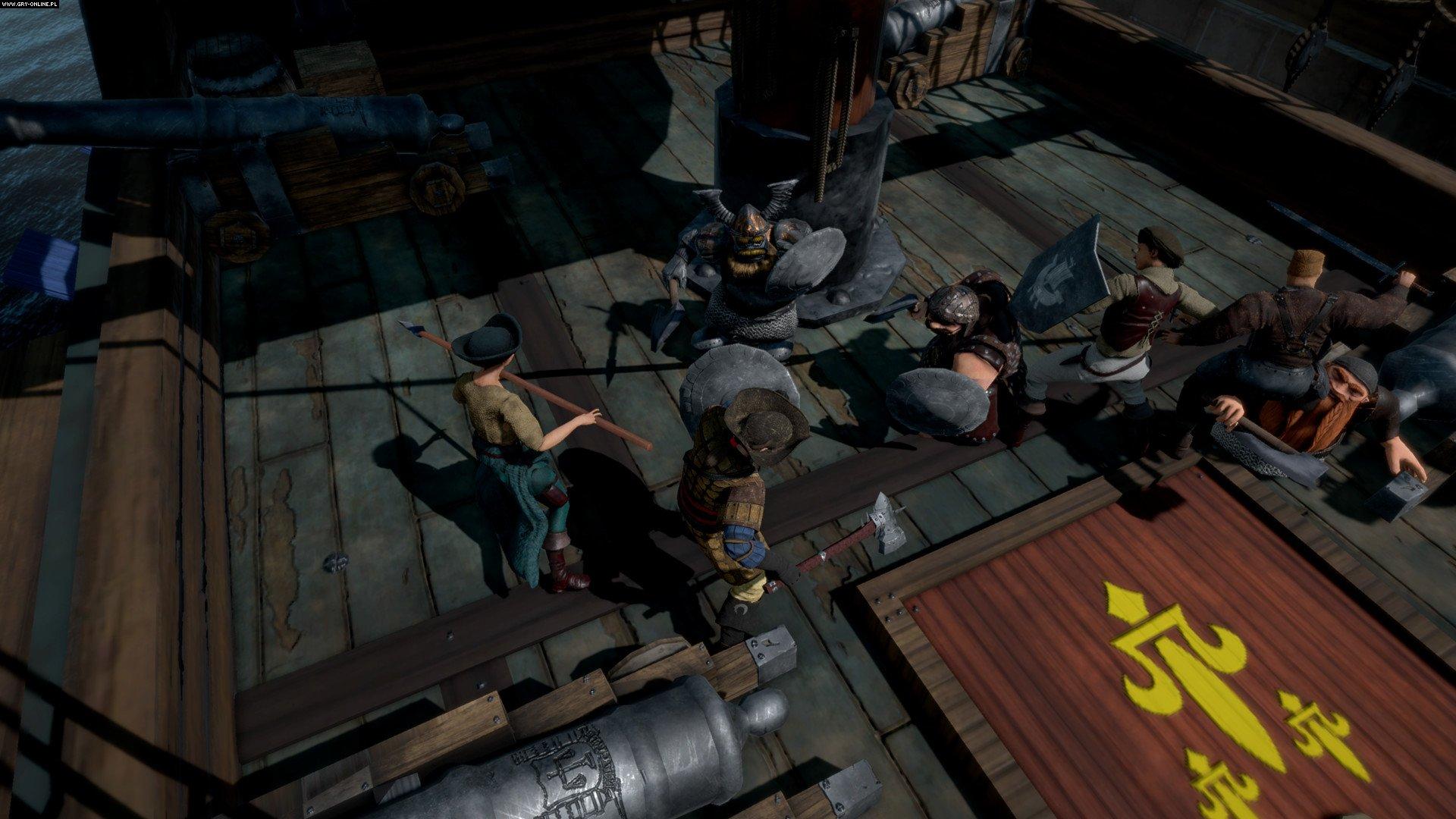 Man O' War: Corsair PC Games Image 2/51, Evil Twin Games
